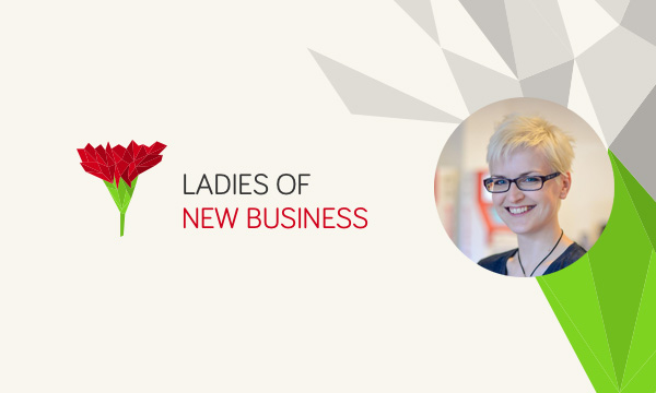 Alja Isaković Ladies of New Business