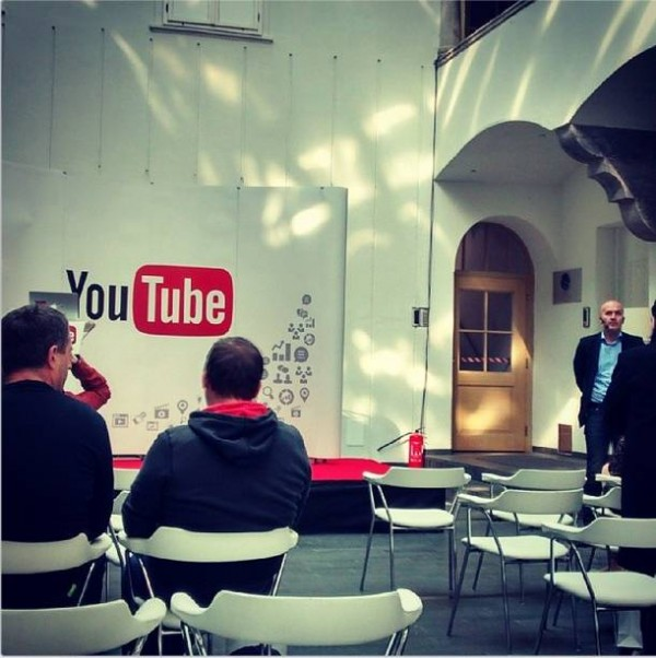 YouTube event Ljubljana
